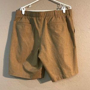 swiss tech Shorts - Size 38 Men's Swiss Tech Brown Cargo Shorts